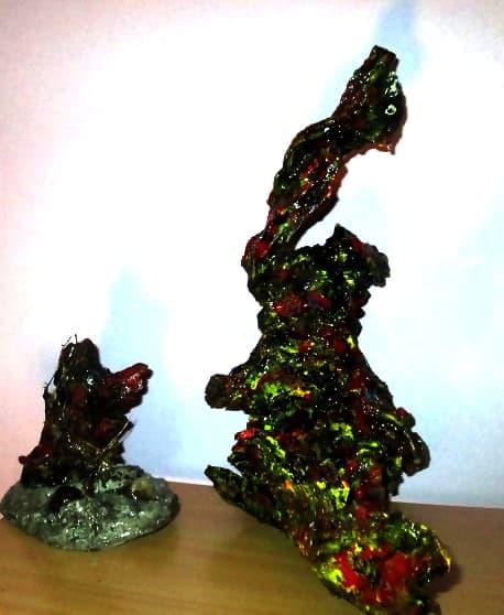 Root sculptor