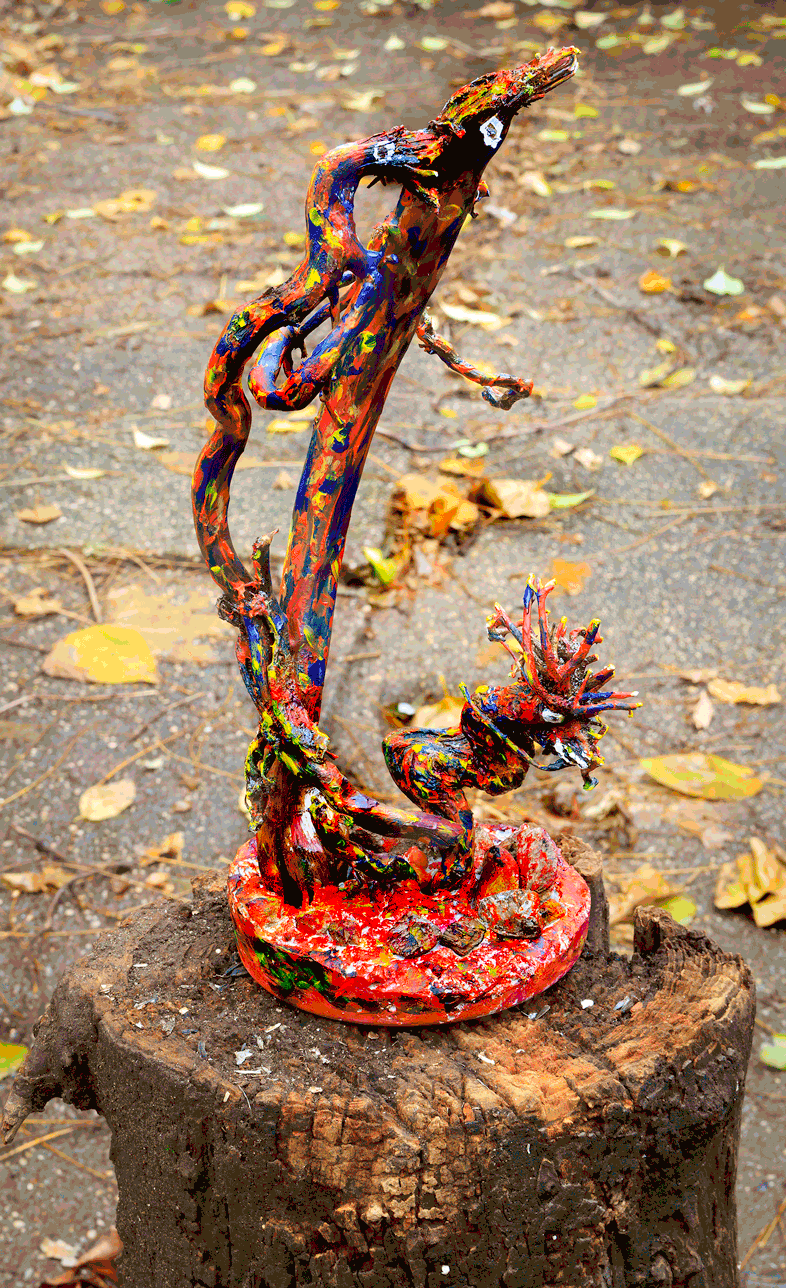 root sculpture 5