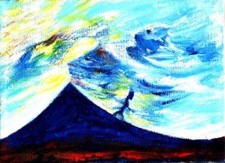 Kogda na piramidu vzoshel veter... (2)